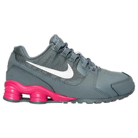 Girls' Preschool Nike Shox Avenue Running Shoes