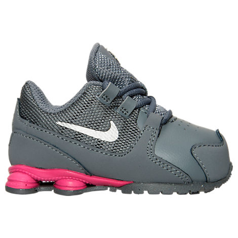Girls' Toddler Nike Shox Avenue Running Shoes
