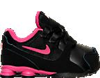 Girls' Toddler Nike Shox Avenue Running Shoes