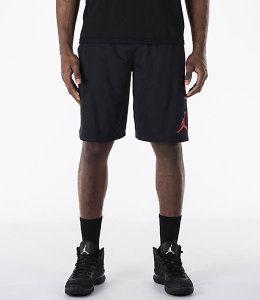 Men's Air Jordan 23 Alpha Knit Shorts