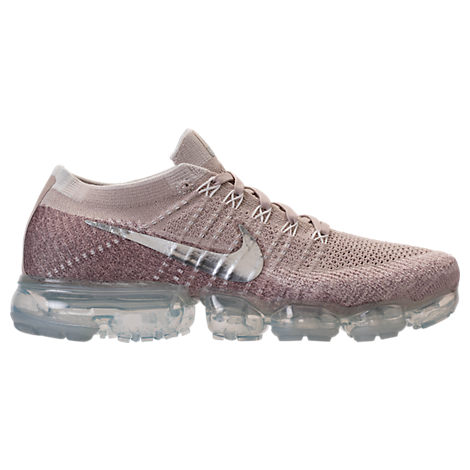 WOMEN'S AIR VAPORMAX FLYKNIT RUNNING SHOES, PINK