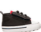 Infant Converse First Star Easy-Slip Crib Shoes
