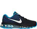 Boys' Grade School Nike Air Max 2017 Running Shoes