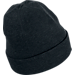 Back view of Unisex Nike Sportswear Tech Beanie Hat in Black/White