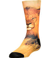 Kids' Sof Sole Digital Design Crew Socks