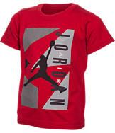 Boys' Preschool Air Jordan Block T-Shirt