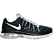 Right view of Men's Nike Air Max Excellerate 5 Running Shoes in Black/Metallic Silver/Wolf Grey