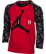 Kids' Preschool Air Jordan 23 Elephant Long Sleeve T-Shirt
