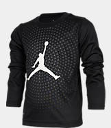 Boys' Preschool Air Jordan Long-Sleeve T-Shirt
