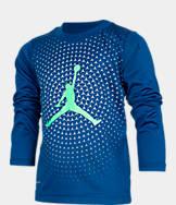 Boys' Preschool Air Jordan Long-Sleeve T-Shirt