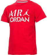 Boys' Preschool Jordan Air Zig Zag T-Shirt