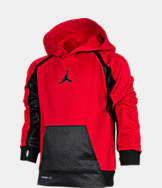 Boys' Preschool Air Jordan Victory Therma Fit Hoodie