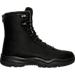 Right view of Men's Air Jordan Future Boots in Black/Dark Grey