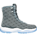 Right view of Men's Air Jordan Future Boots in Cool Grey/White