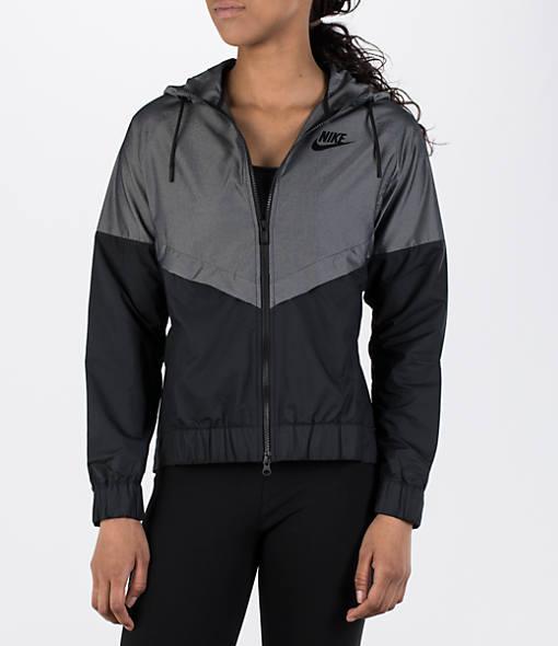 Women's Nike Sportswear Ripstop Windrunner Jacket