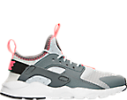 Girls' Preschool Nike Huarache Run Ultra Casual Shoes