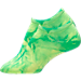 Alternate view of Girls' Finish Line Fashion 3-Pack Socks in Tie Dye