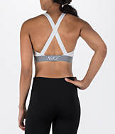 Women's Nike Pro Indy Logo Back Sports Bra