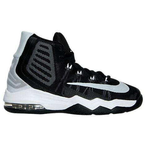 Boys' Preschool Nike Air Max Audacity II Basketball Shoes