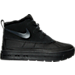 Right view of Girls' Grade School Nike Woodside Chukka 2 Boots in Black/Anthracite