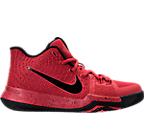Boys' Grade School Nike Kyrie 3 Basketball Shoes
