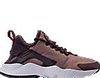 Women's Nike Air Huarache Run Ultra Casual Shoes