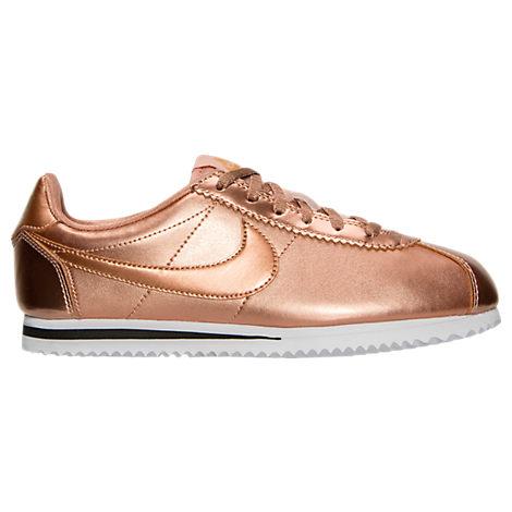 Girls' Grade School Nike Cortez SE Casual Shoes