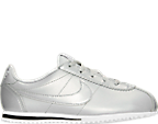 Girls' Preschool Nike Cortez SE Casual Shoes