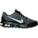 Right view of Boys' Grade School Nike Air Max Dynasty 2 Running Shoes in Anthracite/Metallic Cool Grey/Black