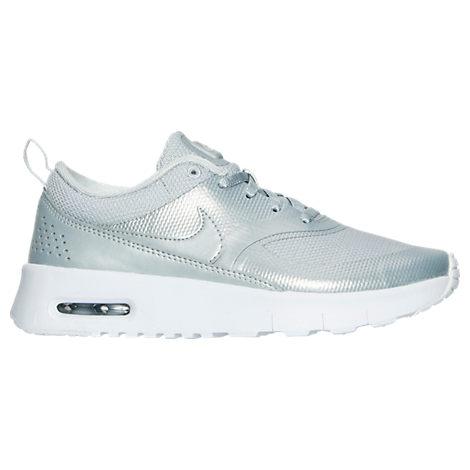 Girls' Preschool Nike Air Max Thea SE Casual Shoes