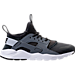 Right view of Boys' Preschool Nike Air Huarache Run Ultra Casual Shoes in Anthracite/Pure Platinum/Cool Grey