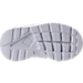 Bottom view of Girls' Toddler Nike Air Huarache Run Ultra Casual Shoes in White/Black/Pink Blast