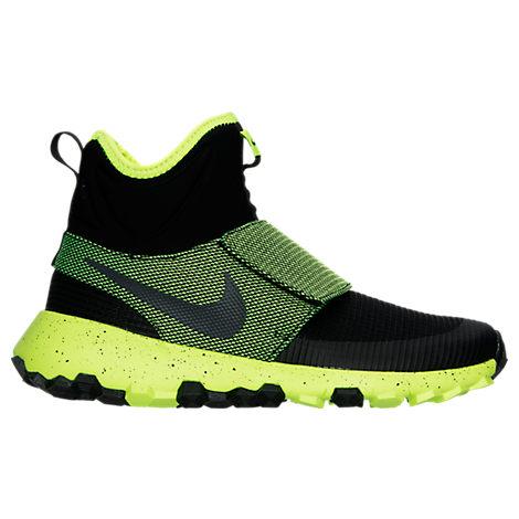 Boys' Grade School Nike Roshe Mid Winter Stamina Sneaker Boots