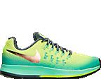 Boys' Grade School Nike Zoom Pegasus 33 Shield Running Shoes