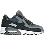 Boys' Preschool Nike Air Max 90 SE Leather Running Shoes
