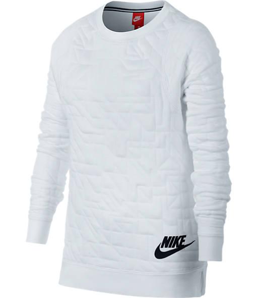 Girls' Nike Sportswear Crew Sweatshirt