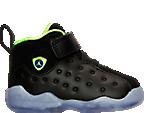 Boys' Toddler Jordan Jumpman Team II Premium Basketball Shoes