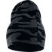 Front view of Jordan P51 Jacquard Knit Hat in Black/Anthracite