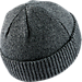 Back view of Jordan Watch Knit Hat in River Rock