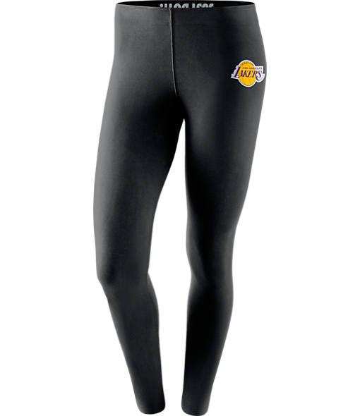 Women's Nike Los Angeles Lakers NBA Leg-A-See Tights