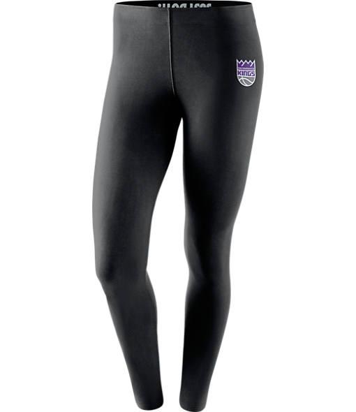 Women's Nike Sacramento Kings NBA Leg-A-See Tights