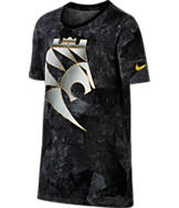 Boys' Nike Dry LeBron Chess T-Shirt