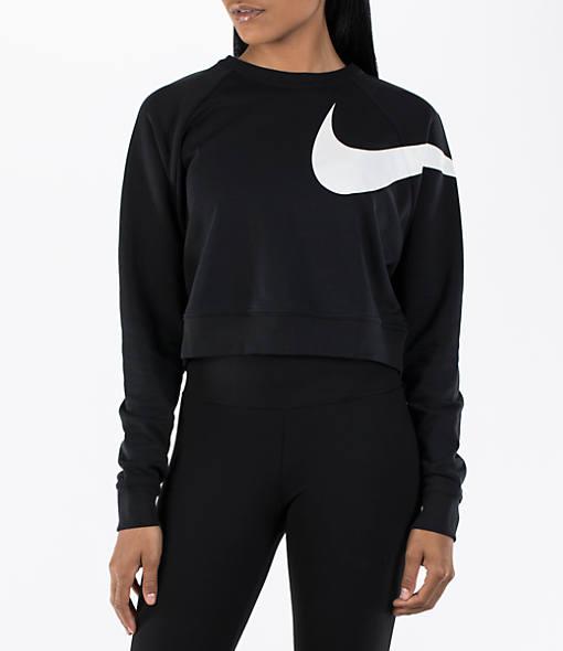 Women's Nike Dry Versa Crop Training Shirt