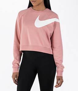 Women's Nike Dry Versa Crop Training Shirt Product Image