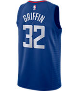 Men's Nike Los Angeles Clippers NBA Blake Griffin Icon Edition Connected Jersey