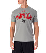 Men's Under Armour Maryland Terrapins College Charged Cotton T-Shirt