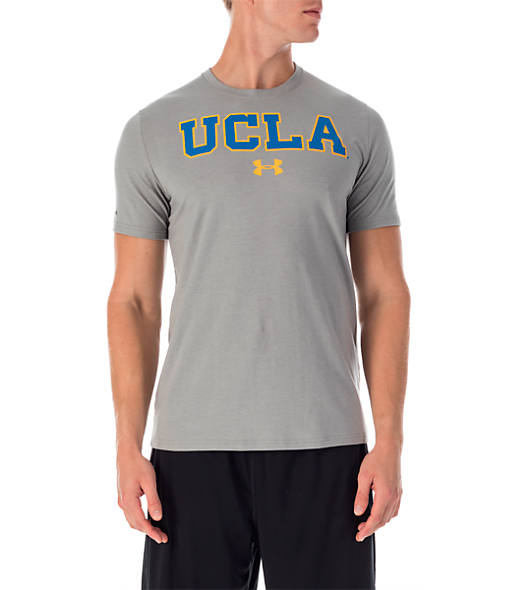 Men's Under Armour UCLA Bruins College Charged Cotton T-Shirt