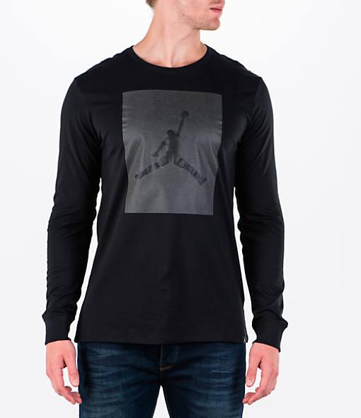 Men's Air Jordan 5 Long-Sleeve T-Shirt