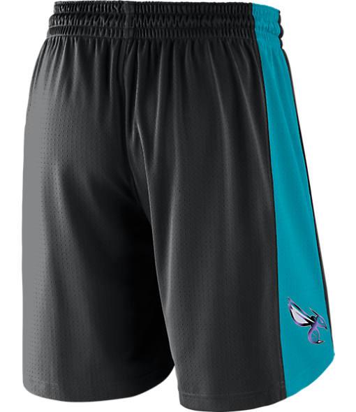 Men's Air Jordan Charlotte Hornets NBA Practice Shorts