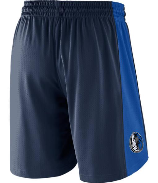 Men's Nike Dallas Mavericks NBA Practice Shorts